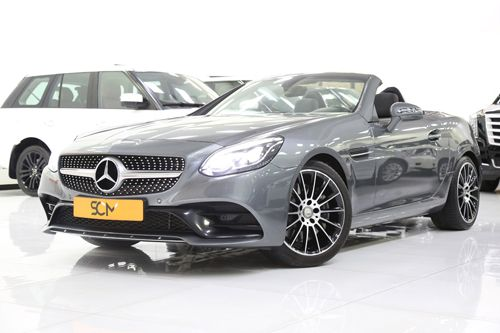 MERCEDES-BENZ SLC200 SPORT CONVERTIBLE