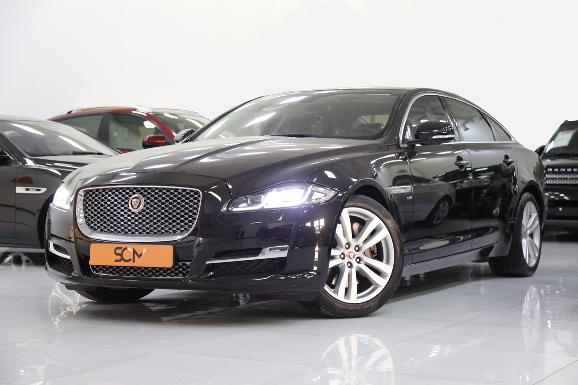 JAGUAR XJL 3.0 V6 LUXURY