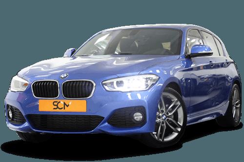 BMW 125I M-KIT