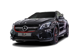 Mercedes Dubai