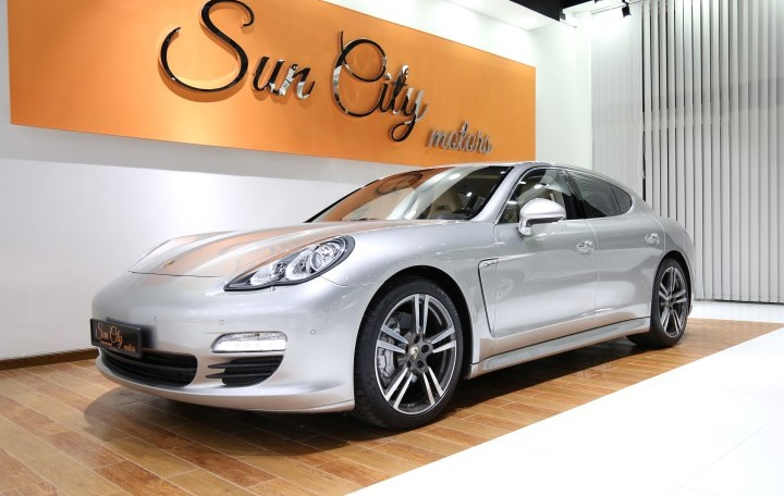 0 KM – PANAMERA S BRAND NEW – 4.8L V8 – FULL OPTIONS – PERFECT STYLE