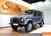 LAND ROVER DEFENDER 110 SW – TURBODIESEL – AL TAYER WARRANTY