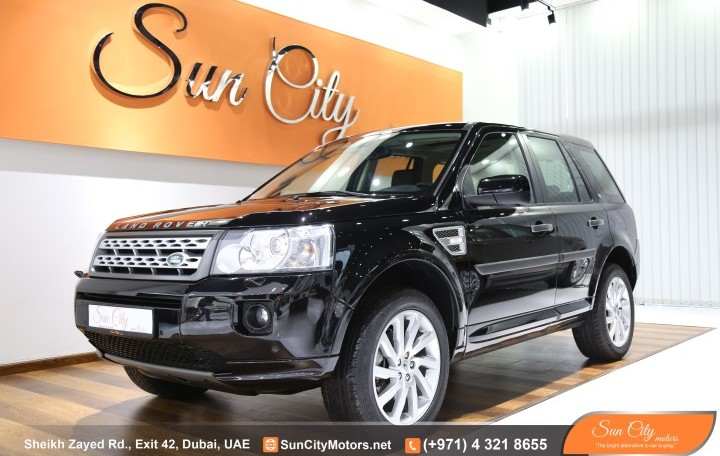 LAND ROVER LR2 HSE – FSH AL TAYER AND WARRANTY – AMAZING CONDITION