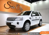 LAND ROVER LR2 HSE – FULL SERVICE HISTORY AL TAYER – LOW MILEAGE