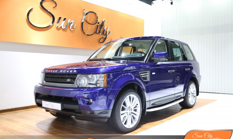 RANGE ROVER SPORT HSE – FSH AT AL TAYER – PERFECT CONDITION