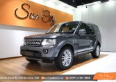 LAND ROVER LR4 HSE – S/C V6 – AL TAYER WARRANTY  – LOW MILEAGE