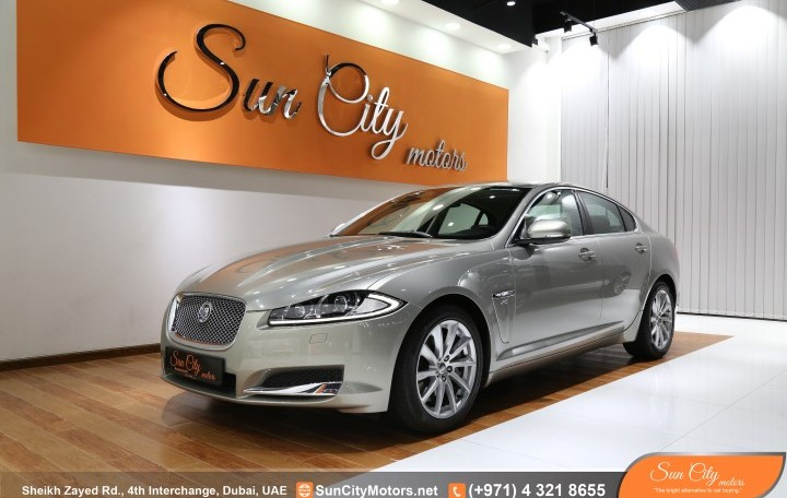 JAGUAR XF LUXURY 3.0