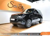 RANGE ROVER VOGUE SUPERCHARGED LE