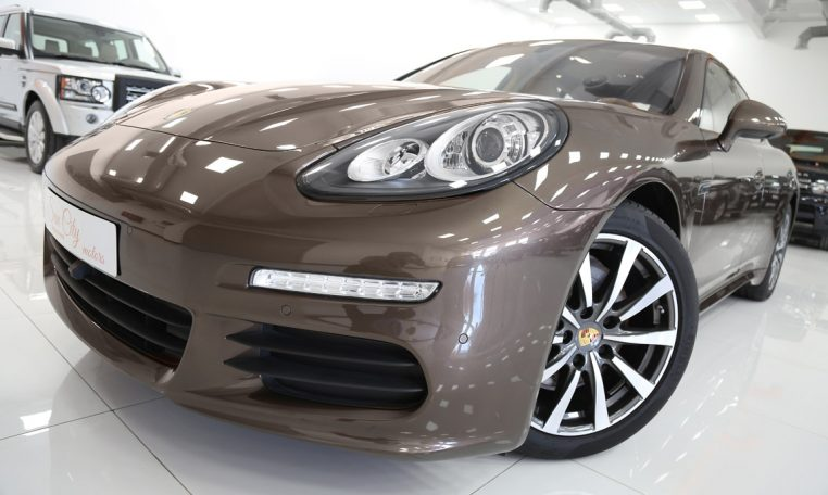 Porsche Panamera Edition Sun City Motors