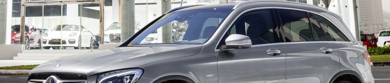 Mercedes-Benz GLC 350e 4MATIC, EDITION 1, SELENITGRAU, AMG Line Exterieur Mercedes-Benz GLC 350e 4MATIC EDITION 1, Selenite Grey, AMG Line, Exterior