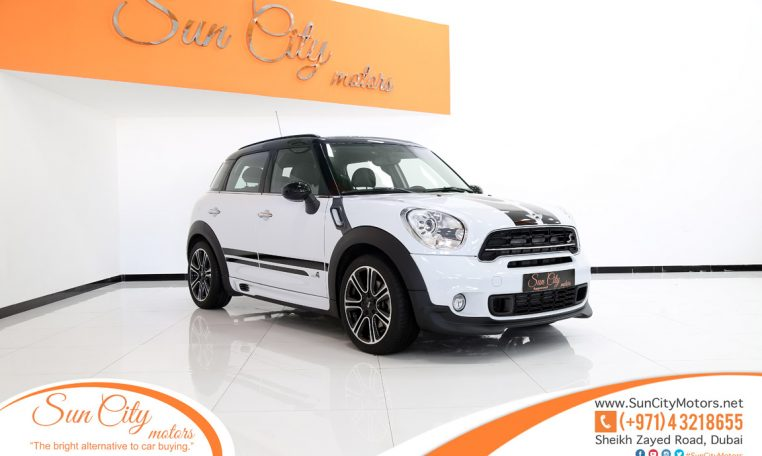 "MINI COOPER COUNTRYMAN ""S"""