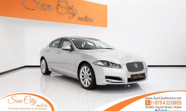 JAGUAR XF PREMIUM LUXURY