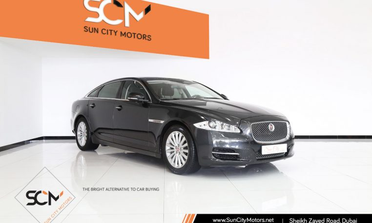 JAGUAR XJL 2.0T LUXURY
