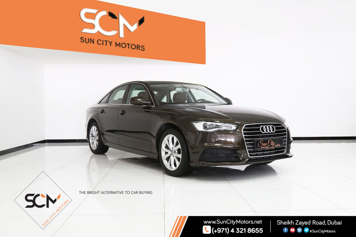 Audi a6 35tfsi sun city motors for Sun motor cars audi