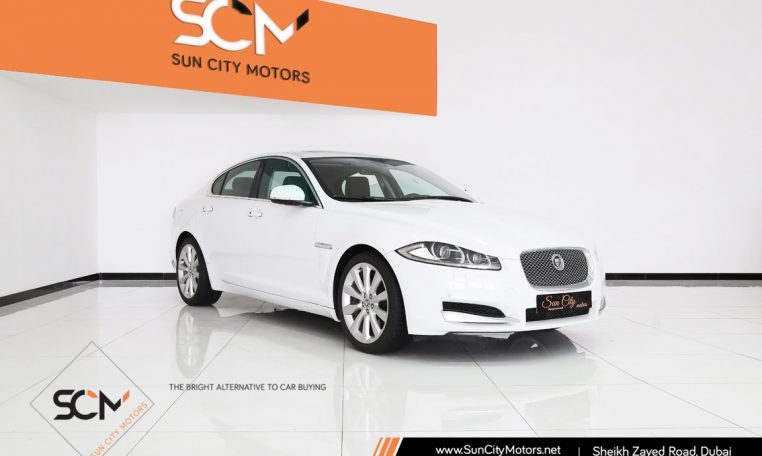 JAGUAR XF 5.0 PREMIUM LUXURY