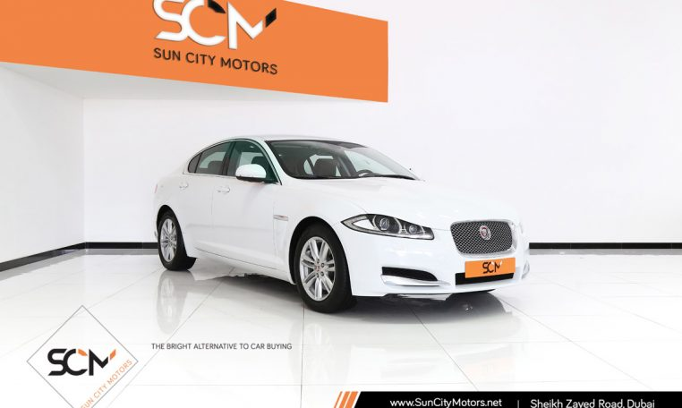 JAGUAR XF 2.0T LUXURY