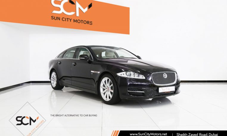JAGUAR XJL 3.0 PREMIUM LUXURY