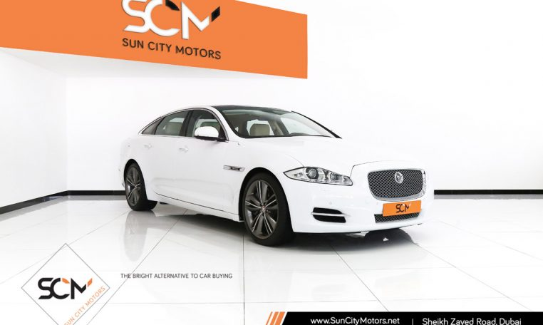 JAGUAR XJL 5.0 SUPERSPORT