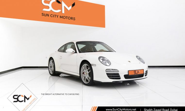 Porsche 911 Carrera 4s 997 2 Sun City Motors