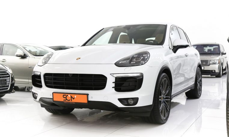 Porsche Cayenne S Sun City Motors