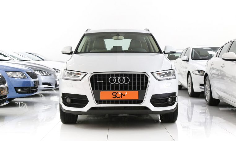 Audi q3 2 0t quattro sun city motors for Sun motor cars audi