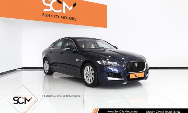 JAGUAR XF PURE 25t