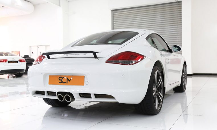 Porsche Cayman S Sun City Motors