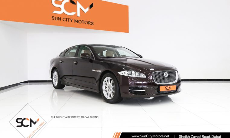 JAGUAR XJL 2.0 LUXURY