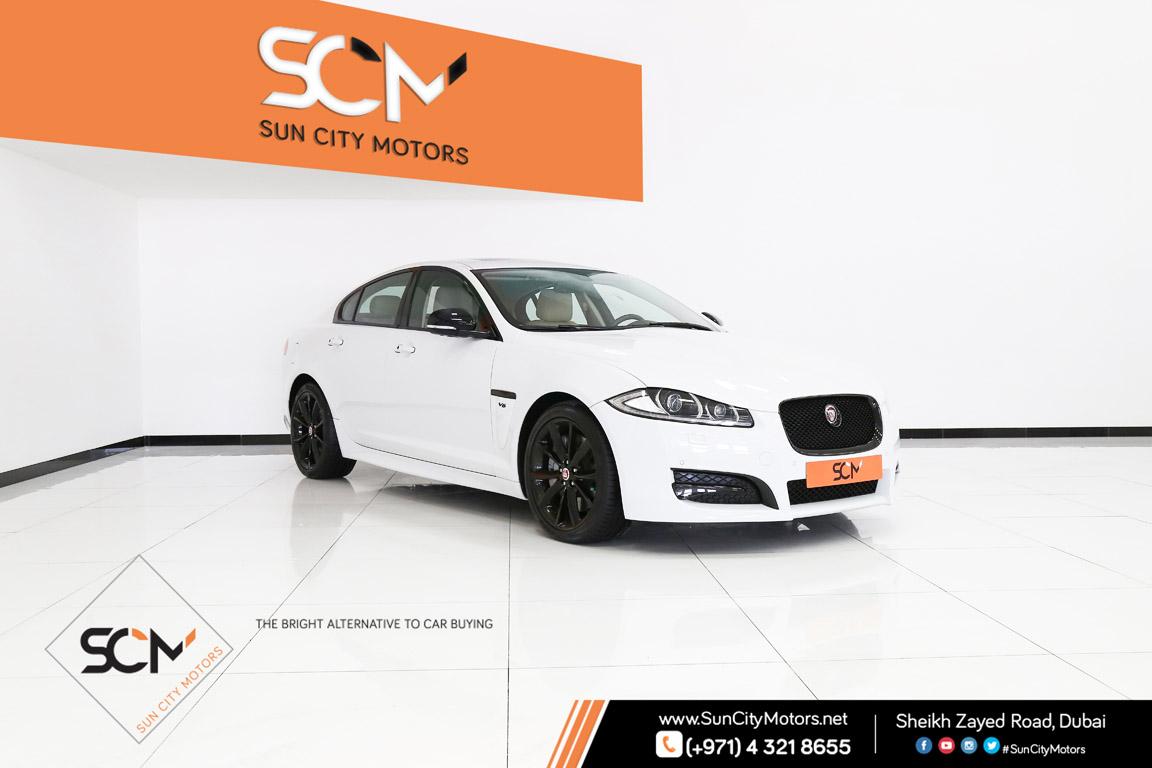 Jaguar Xf S 3 0 Supercharged Sun City Motors