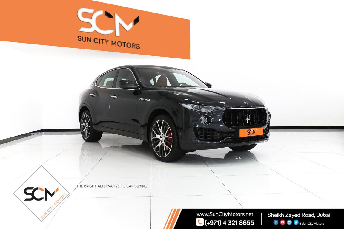 Maserati Levante S Q4 Sun City Motors