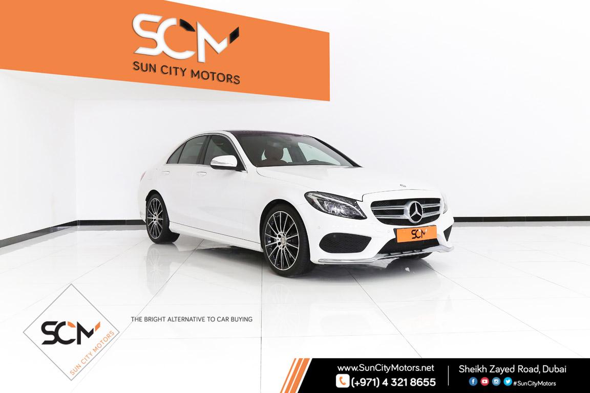 Mercedes Benz C200 Amg Sun City Motors