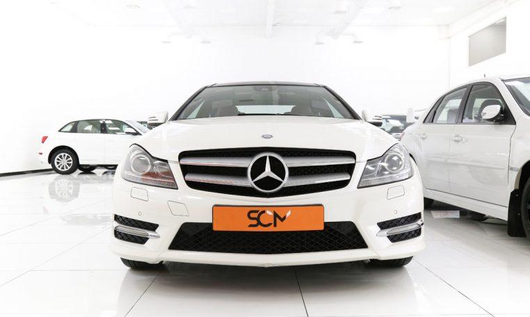 Mercedes benz c350 amg blue efficiency 3 5 v6 coupe for Sun motors mercedes benz