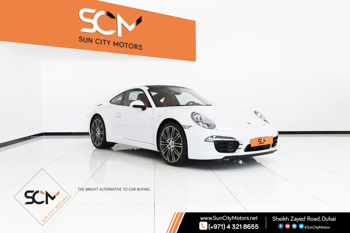 Porsche 911 Carrera Sun City Motors