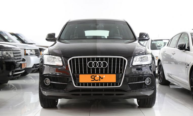 Audi q5 quattro 3 0 v6 supercharged sun city motors for Sun motor cars audi