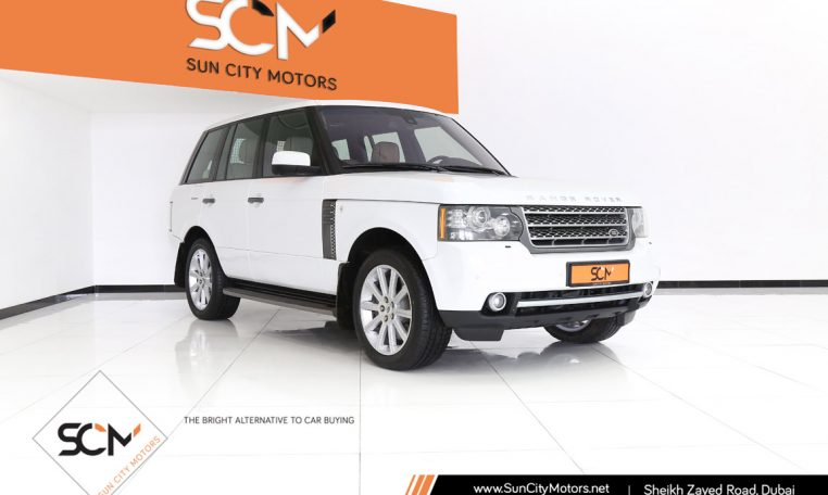 RANGE ROVER VOGUE 5.0 SUPERCHARGED