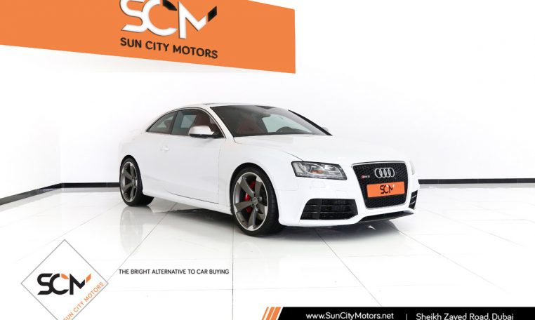 AUDI RS5 4.2 V8 QUATTRO LIMITED EDITION