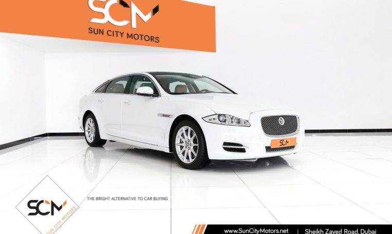 JAGUAR XJL 5.0 LUXURY