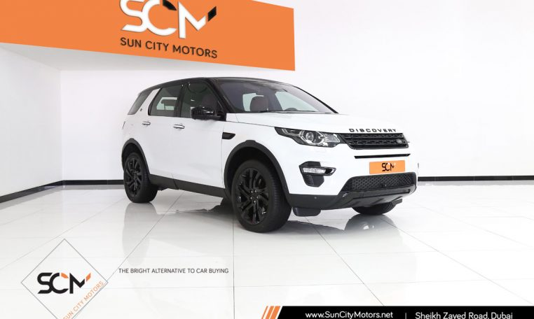LAND ROVER DISCOVERY SPORT 2.0 HSE LUXURY