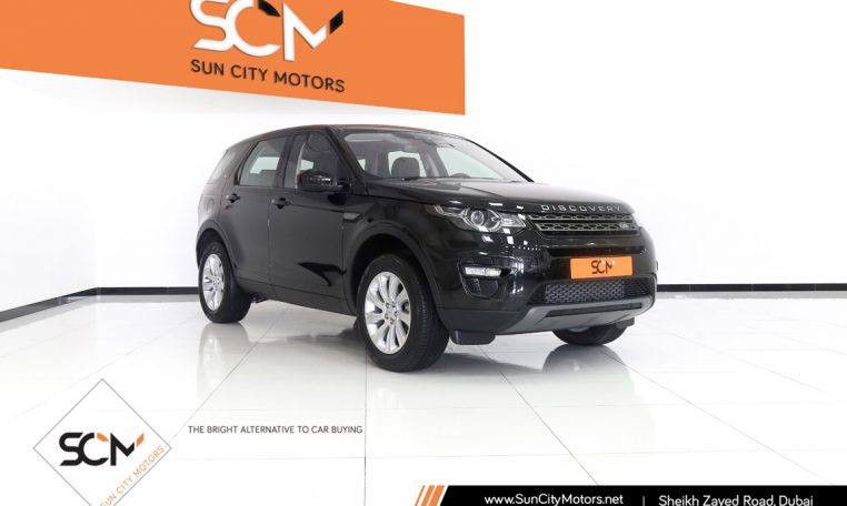 LAND ROVER DISCOVERY 2.0 SPORT SE Si4