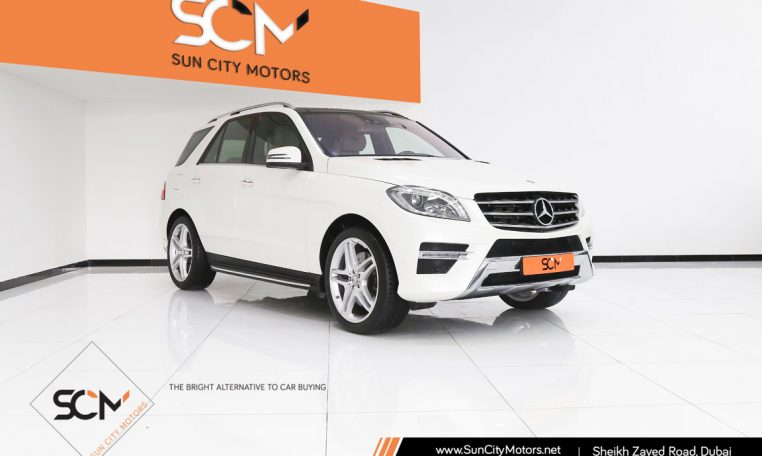 MERCEDES-BENZ ML500 4MATIC