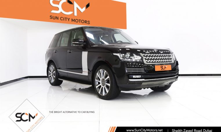 RANGE ROVER VOGUE 5.0 SUPERCHARGED-SE