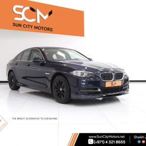 BMW 520i 2.0 TWIN TURBO EXECUTIVE