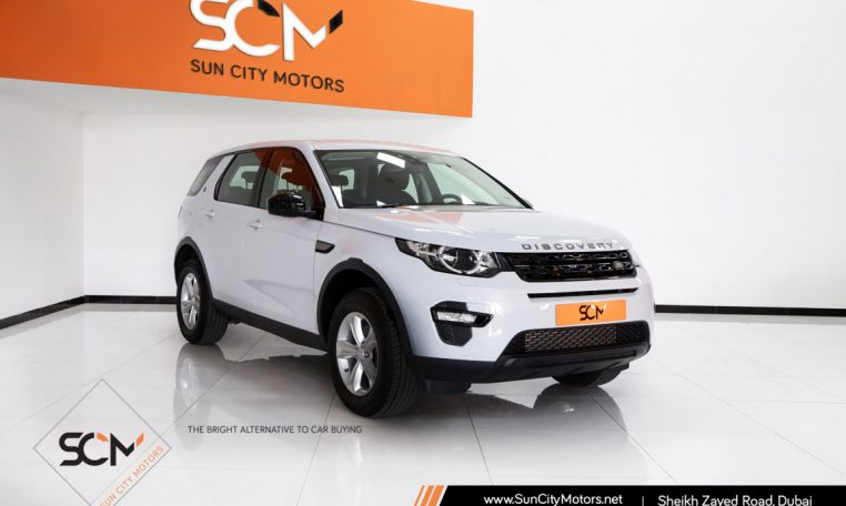 LAND ROVER DISCOVERY SPORT SI4 2.0L I4 TURBO