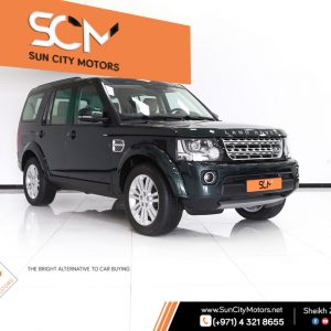 LAND ROVER LR4 3.0L V6 SUPERCHARGED