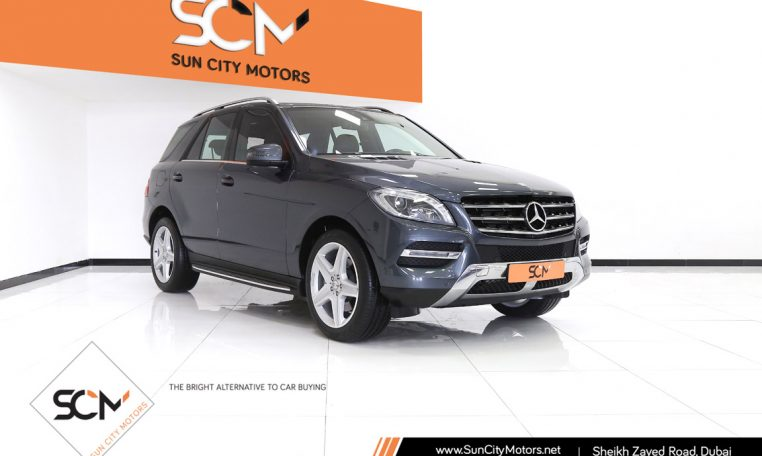 MERCEDES-BENZ ML400 4 MATIC 3.0L V6 TWINTURBO