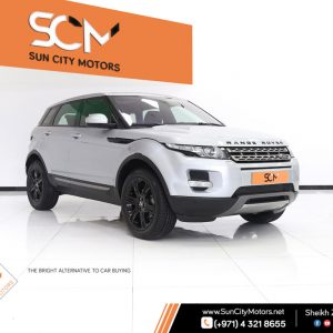 RANGE ROVER EVOQUE PURE 2.0L I4 TURBO