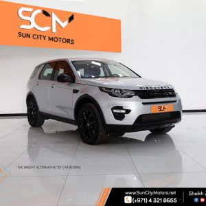 LAND ROVER DISCOVERY SPORT HSE 2.0L I4 TURBO
