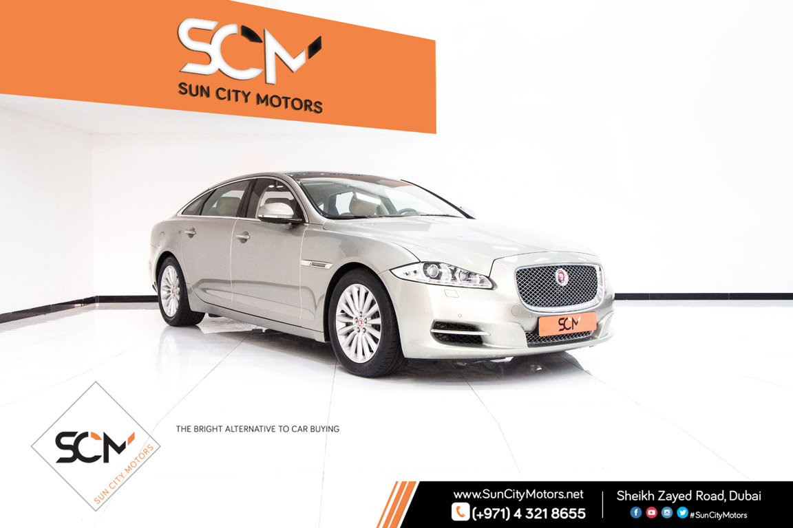 Jaguar Xjl 2 0 Luxury Sun City Motors