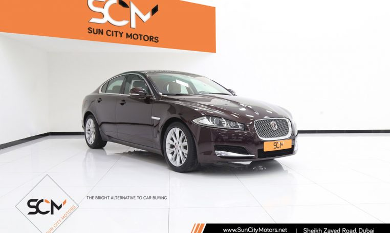 JAGUAR XF 2.0 LUXURY PLUS