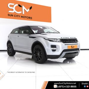 RANGE ROVER EVOQUE 2.0 DYNAMIC COUPE